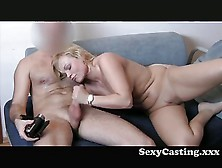Casting - Anal For Clueless Milf