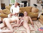 Bartender Anal And Nikki Lavay Blowjob Frankie Goes Down The Her