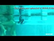 Dad Fuck His Daughter Underwater