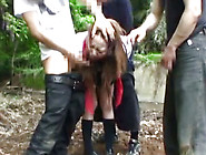Japanese Schoolgirl Is Being Forced In Sucking Some Fat Dicks
