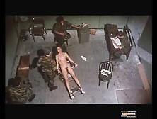 Woman Tortured - Movie Scene