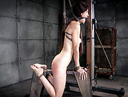 Kinky Mom Emma Tied Up And Teased By Elise Graves
