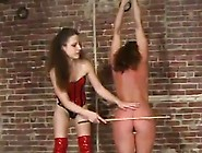 Kym Wilde Uses All This She Finds To Beat Lena Ramon's Brown Eye