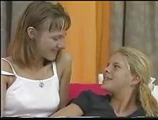 Junior Monica In Hot Lesbian Sex