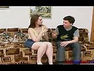 Cum Inside Russian Pussy