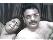 Indian Old Lovers On Cam