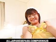 Cute Teen Yukina Ishikawa Has Her Hairy Muff Shaved Clean