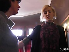 Nina hartly on cunnilingus video