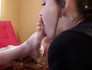 Julia Forces Sassy To Worship Her Sweaty Feet