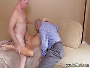 Old Pervert Teen And Old Man Piss Frankie