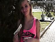 Slender Czech Girl Angelica Sex For Cash