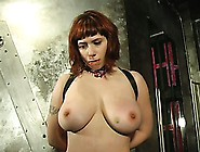 Busty Bitch Is Made To Suffer By Her Mistress' Cruel Torture