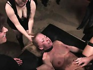 Hot Pretty Cutie Screwed And Dominated In Real Bondage!