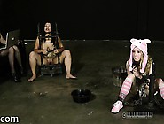 Lusty Honey Is Tying Up Sweet Honey For Torture Session