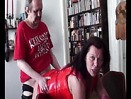 Old Couple Having Passionate Sex