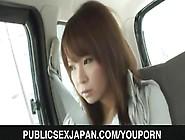 Japanese Av Model Touches Pussy At Shop