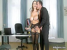 Hottest Pornstars Sensual Jane,  James Brossman In Horny Big Tits
