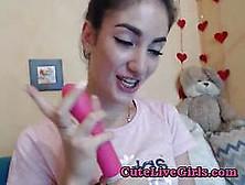 Live Girls Cutelivegirls. Com Nice Babe Toyplay Private No1