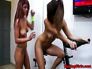 College Hazing Teens Naked Workout