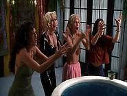 Madonna, Ione Skye, Sammi Davis, Alicia Witt In Four Rooms (1995)