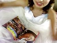 Cute Kitten Airi Niiyama Filled With Jizz In Asian Bukkake