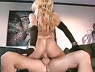 Glamorous Curvy Blonde Milf With Big Boobs Gets Butt Fucked By C