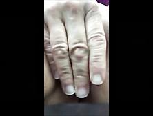 Mature Bbws Masturbation Session