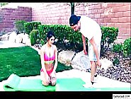 Leah Gotti Aerobic Yoga Sex Full Video: Goo. Gl/tuysc5