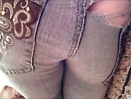Tight Jeans Fart - Teen Farting