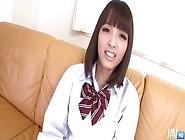 Javhd - Rin Yuzuki In A School Uniform Shows Off Her Shaved Twat
