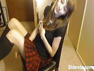 Young Sexy Skinny 18Yo Schoolgirl Teen