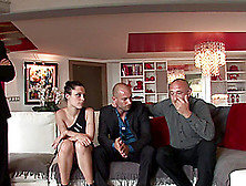 Nikita Bellucci Sucks A Dick Passionately And Takes It In Her Pu