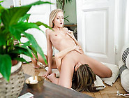 Erotic Lesbian Sex With Hot Babe Gina Gerson And Hungarian Blond