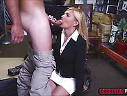 Hot Blonde Does Some Hard Core Fucking
