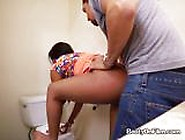 Ebony Hoe Zoey Reyes Does Doggy And Bj For Boss