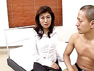 54-Year-Old Japanese Beauty Mature