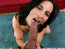 Mature Slut Melissa Monet Is A Real Pro In Sucking Cocks