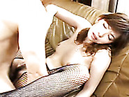 Almost Titless Japanese Chick Tyara Rides A Dick Ardently