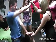 Orgy College Girls Fuck In Group And Lap Dance