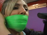 Jenny Posttied And Gagged 1