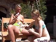 Thai Amateur Lesbian And German Teen Car First Time Kate & T