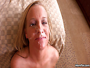 Big Tits Blonde Mom Total Amateur Pov