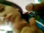 Cute Karachi Bhabhi Blows Nicely Till He Cums