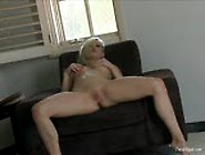 Stunning Blonde Beauty Brea Bennett