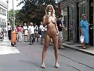 Cynthia Paul Nude In Public,