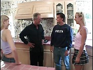 Julie Knight Ass Banged By Two Old Bros