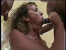 Julian St Jox And Another Hung Dude Get To Work On Julie Faith