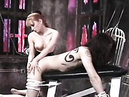 Dirty Slut Gets Her Arse Red From Hardcore Spanking Session