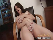 Stunning Busty Mom Kelly Capone In Hot Masturbation Sex Video