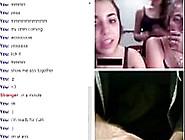 Putaria Com Novinhas Na Webcam Vendo Uma Rola Grande